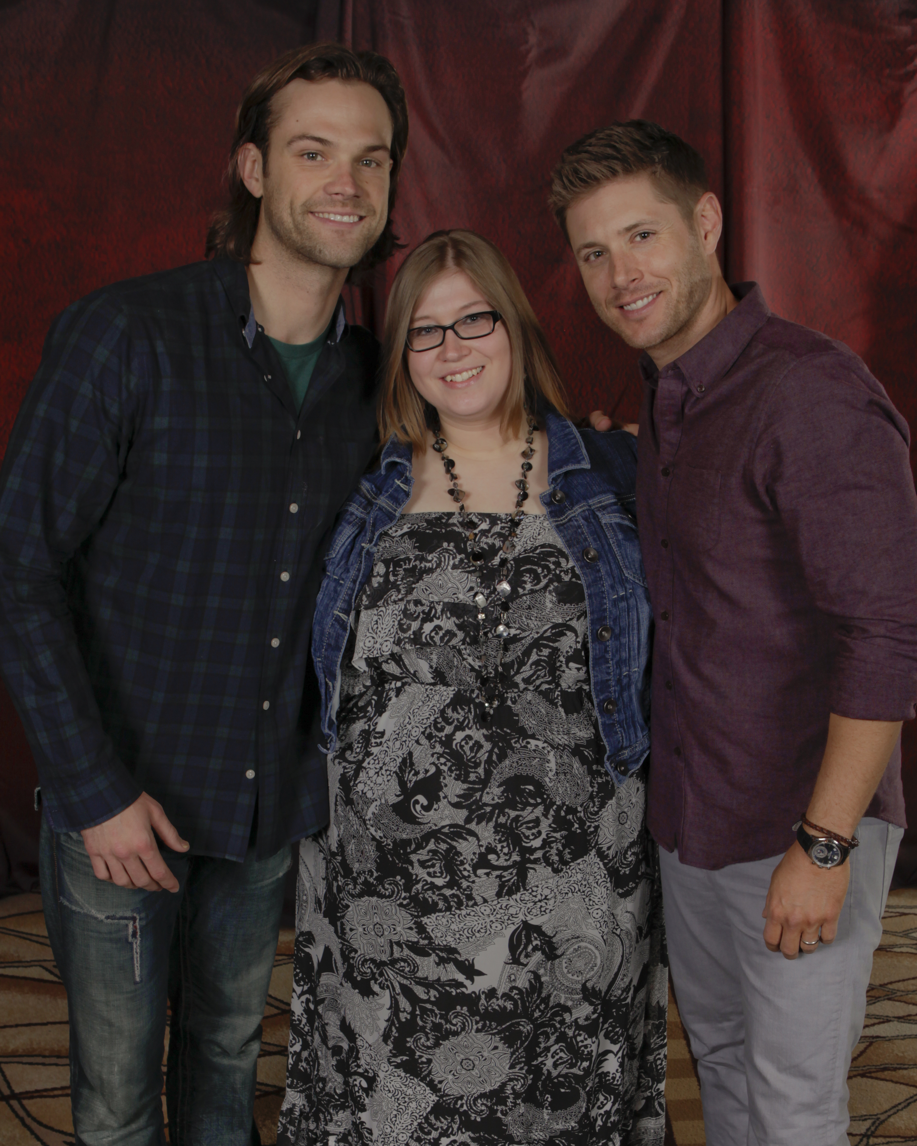 Supernatural Convention 2014 Geeky Girls Guide To Life