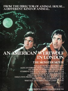American Werewolf in London 1981