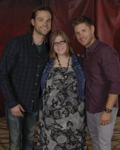 Supernatural Boys and Me