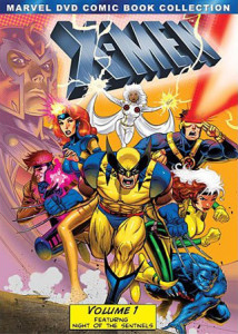 X-MEN The Animated Series Vol. 1  DVD