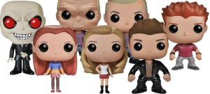 Funko Pop Buffy Line